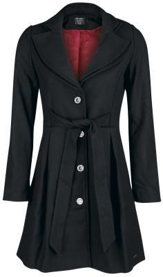 Lovely London Coat - Vive Maria
