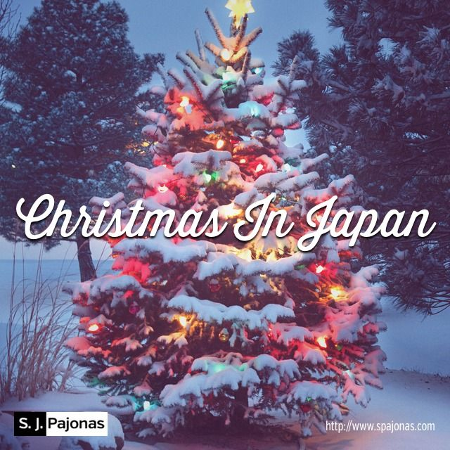 Let's take a look at how Christmas is celebrated in Japan!