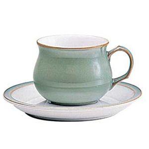 Denby Tea Saucer Regency Green Denby Sale Tea Saucer Green Tea Coffee Tea Cups