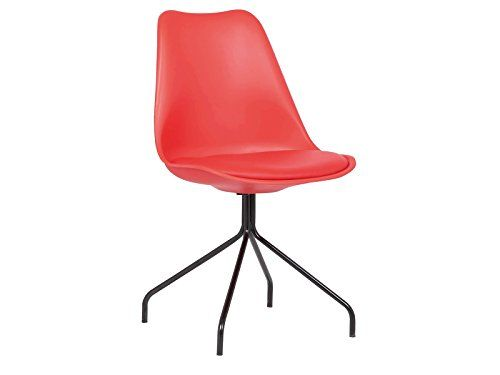Küchenstuhl Rot ~ Massivum stuhl california plastik rot cm