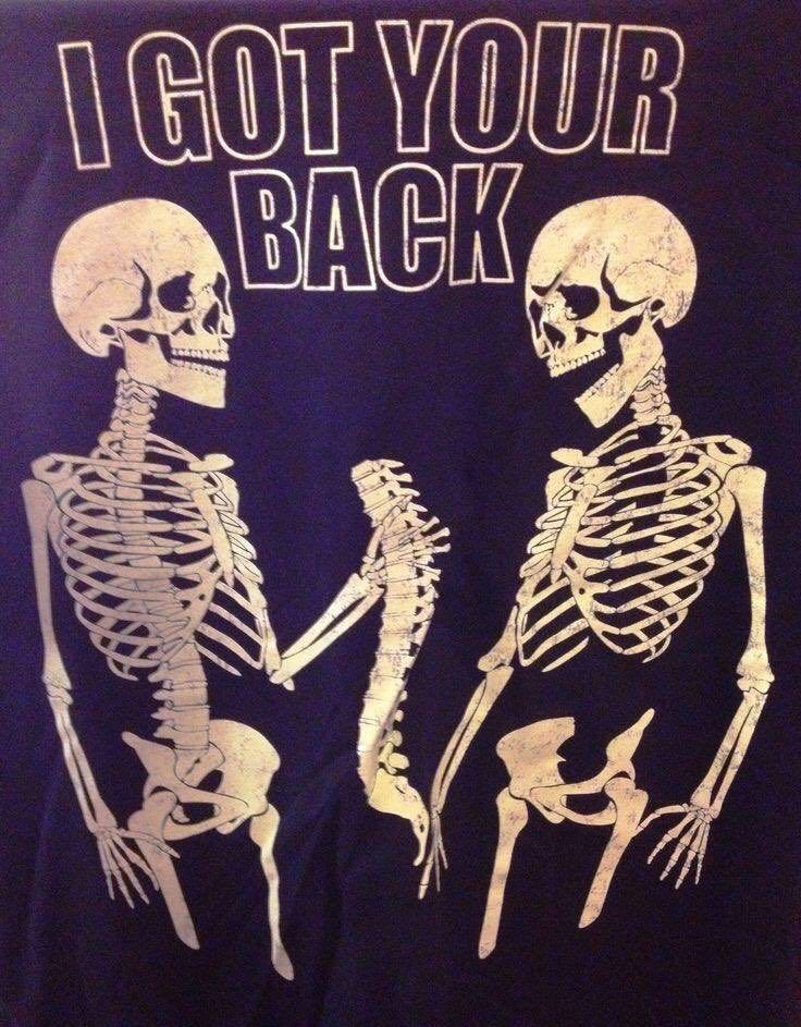msg tees by Shyam Chiropractic humor