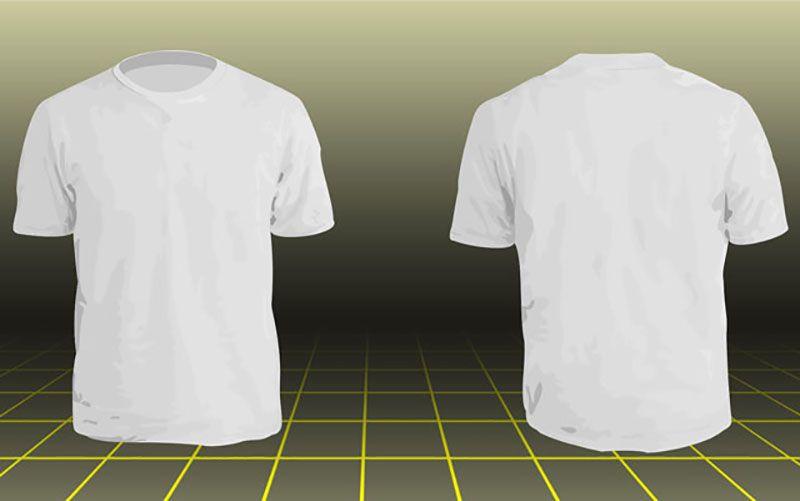 photoshop men basic t shirt template freebies t shirt shirt