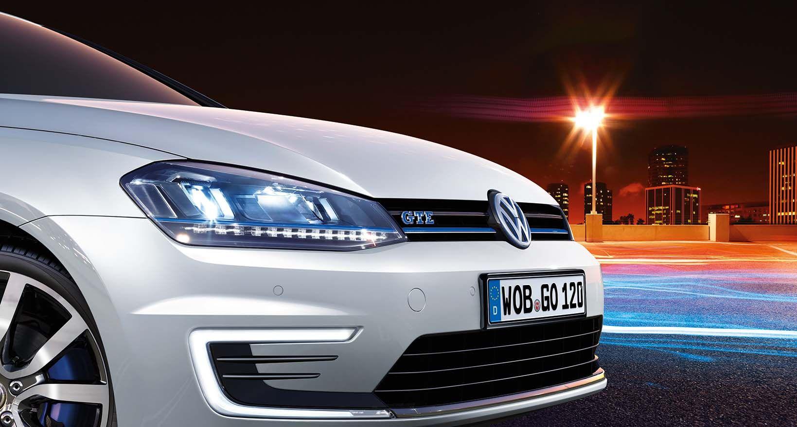 Golf GTE phare LED