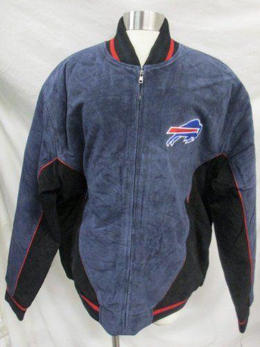 0262bc56724 Buffalo Bills Leather Jackets