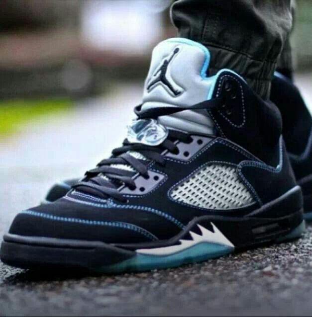 watch f0787 60613 Jordans University blue 5s | shoes | Air jordan shoes, Hype ...