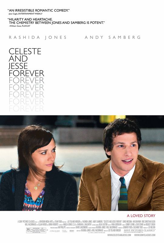 Script for Celeste and Jesse Forever