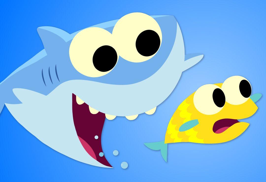 Pin by Melissa Wardley on Baby Activities   Baby shark ...