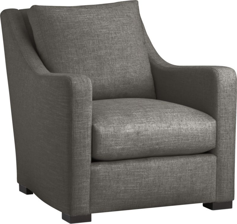 Verano Chair From Crate Barrel 999 32 Wx40 Dx33 5 H Color