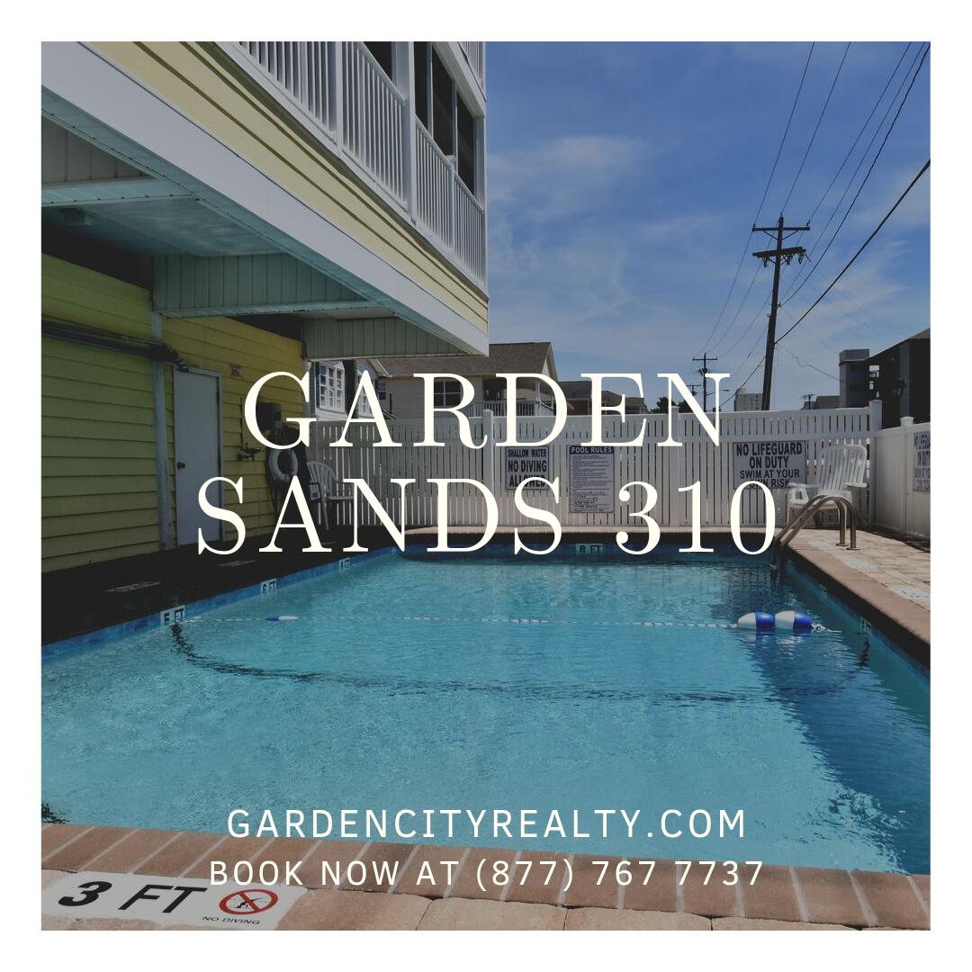 Garden Sands 310 Is A Two Bedroom One Bath Condo 0 2 Miles North