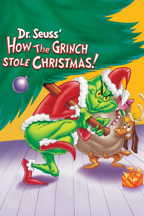 How the Grinch Stole Christmas! 【 FuII \u2022 Movie \u2022 Streaming All