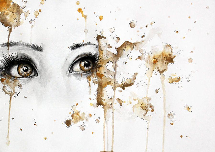 Through The Golden Filter By Emiohh Deviantart Com Art Art For