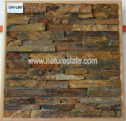 Wall Tile Rocks Slate Landscaping Rock Rough Exterior
