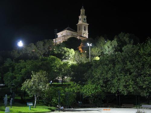 Granada Motril.Santuário de la Patrona.