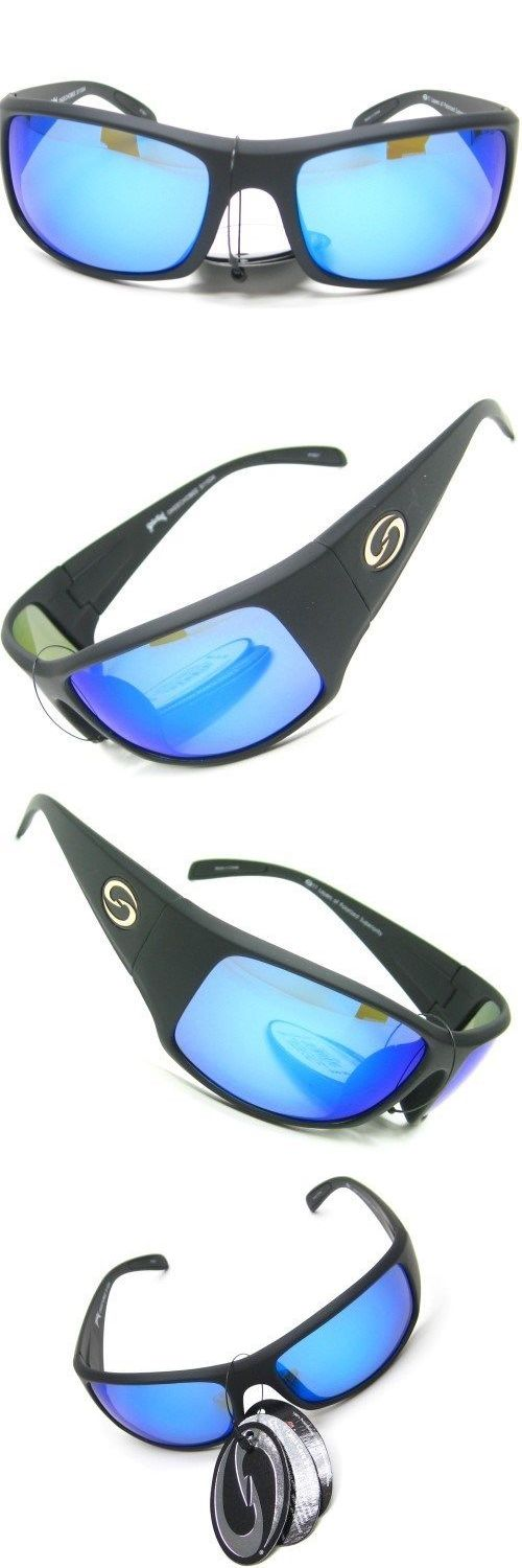 80130d0fe8 Clothing Shoes and Accessories 179978  Strike King S11 Optics Black Frame  Okeechobee Blue Polarized Lens Sunglasses -  BUY IT NOW ONLY   25.37 on   eBay ...