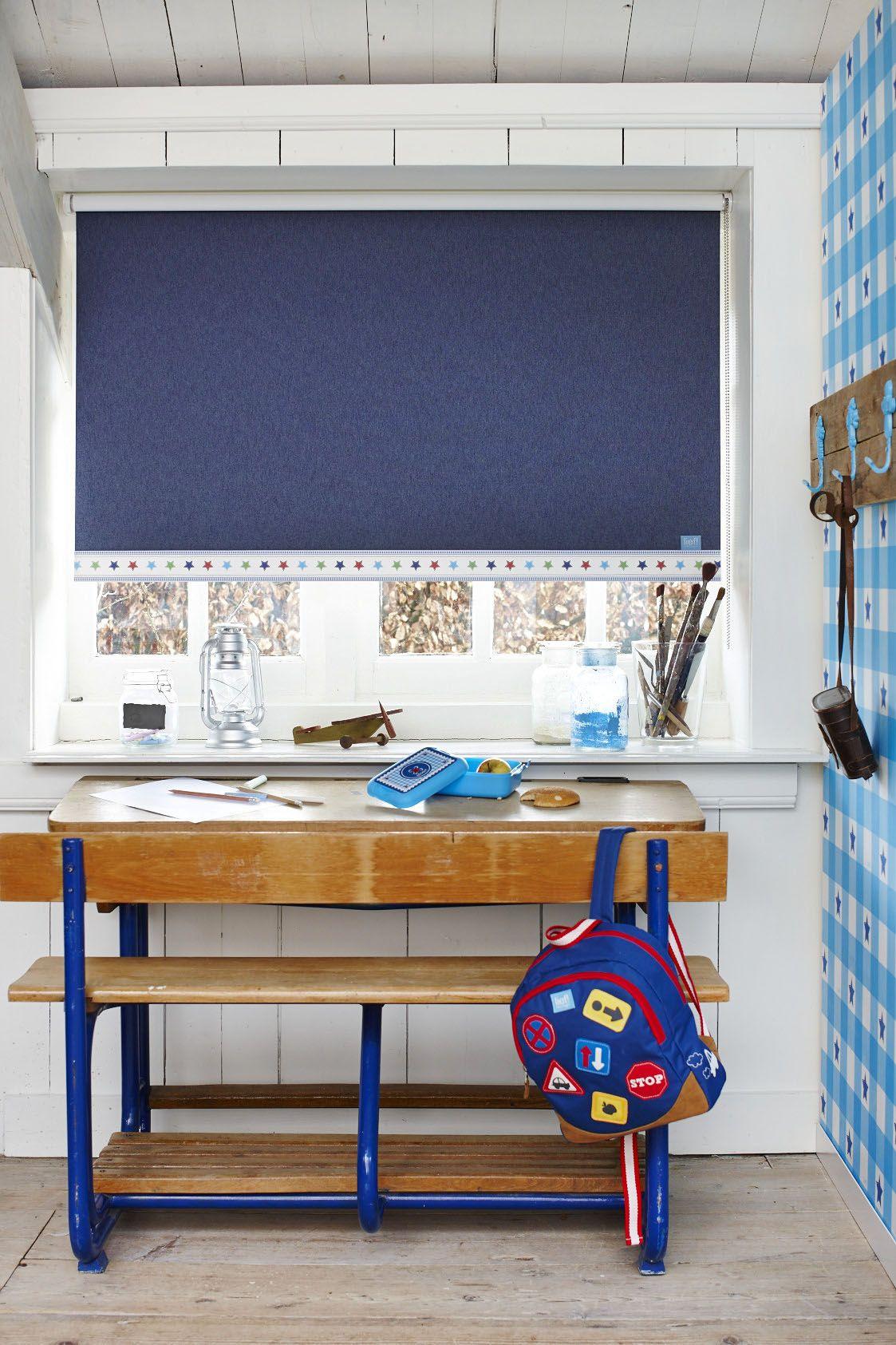 wallpaper & window decoration lief! lifestyle | Boys room ...