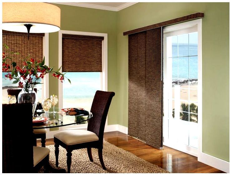 Tipos de persianas y cortinas de ventana para adornar - Tipo de persianas ...