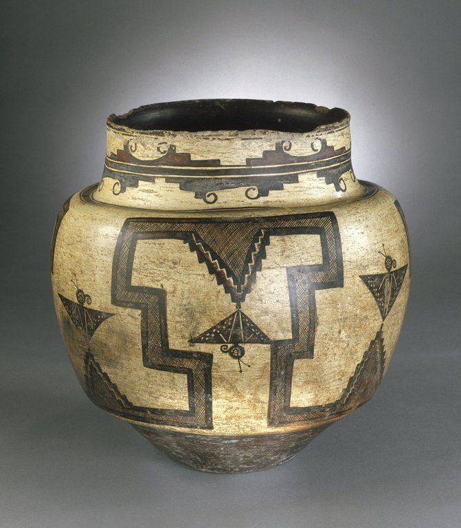Water Jar Culture She We Na Zuni Pueblo Native