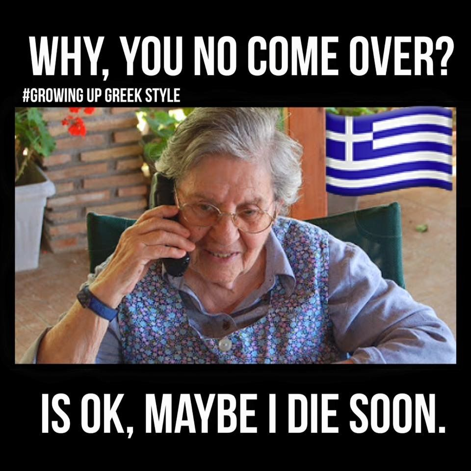 This Is So True Yia Yia Themis Greek Memes Funny Greek Quotes Funny Greek