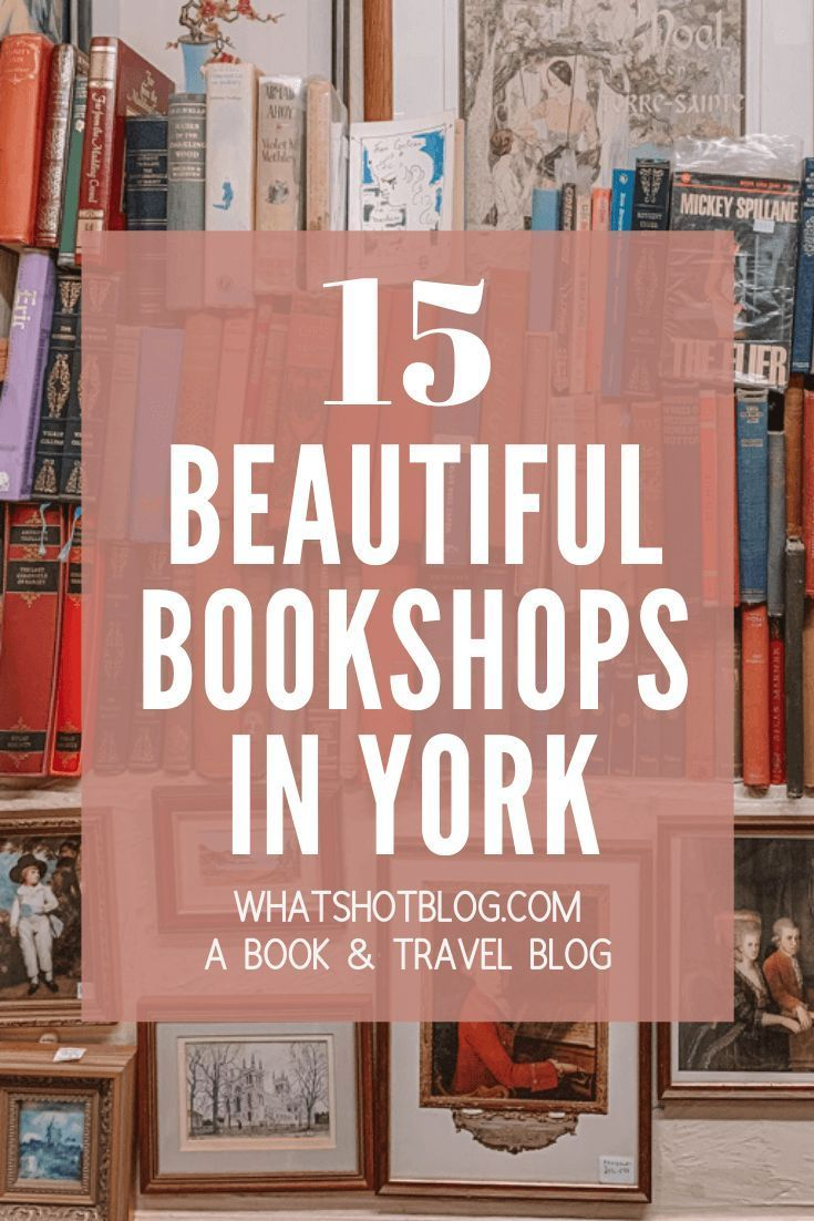 Book lovers simply must visit these York bookshops when exploring the city. The Medieval town of York may not be known for its bookshops but with over 15 in the city centre there are plenty of bookshops in York to explore! #whatshotblog #york #visitengland #style #shopping #styles #outfit #pretty #girl #girls #beauty #beautiful #me #cute #stylish #photooftheday #swag #dress #shoes #diy #design #fashion #Travel