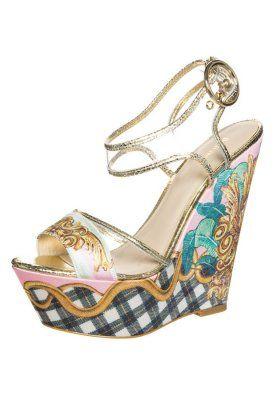 Sandaletter - Vitt