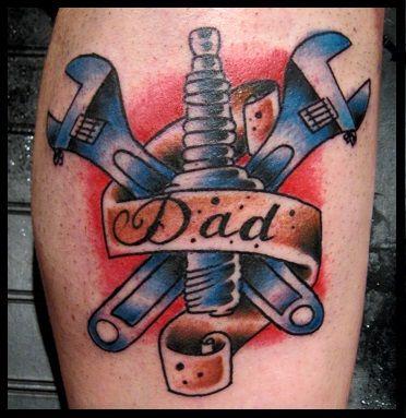 mechanic memorial tattoo by thirteen7s on deviantart tattoo ideas pinterest memorial. Black Bedroom Furniture Sets. Home Design Ideas