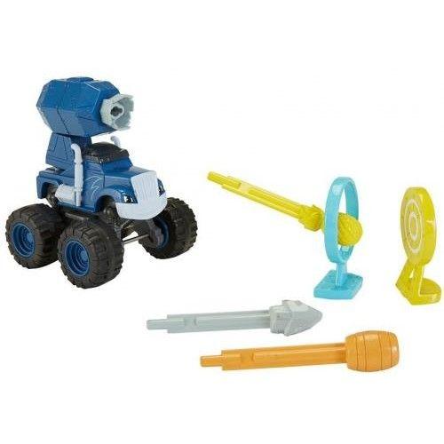 Blaze Speelset Blaze Cannon Blast Crusher Lego Voertuigen