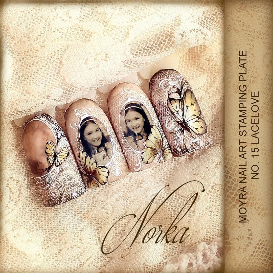 Nail design with moyra stamping plate no 15 lacelove moyra nail design with moyra stamping plate no 15 lacelove moyranailart stamping prinsesfo Choice Image