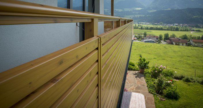 ALU Select | Imola – LEEB Balkone und Zäune