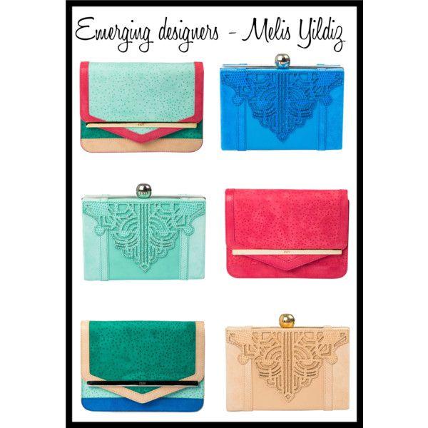 Emerging designers - Melis Yildiz - bags
