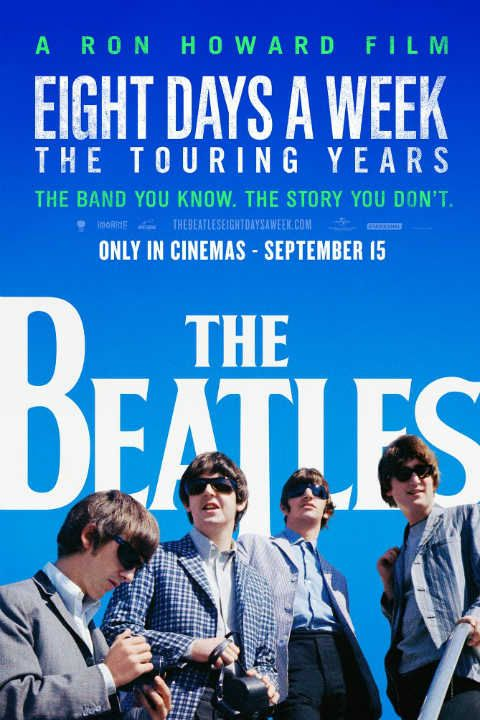 The Beatles: Eight Days a Week - The Touring Years (2016-Documentary)