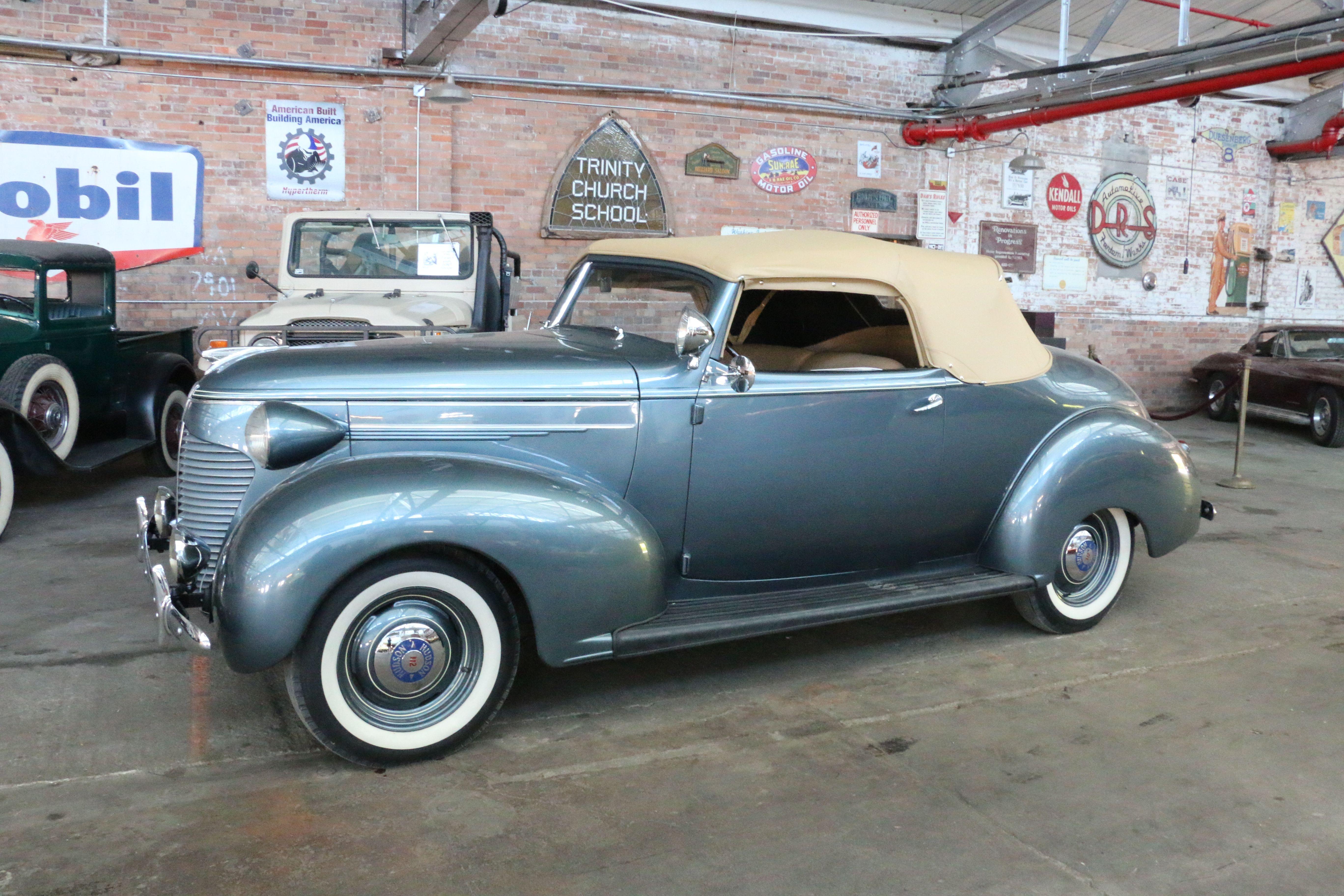 1939 Hudson 112 (FantomWorks) | American Cars | Pinterest | Cars