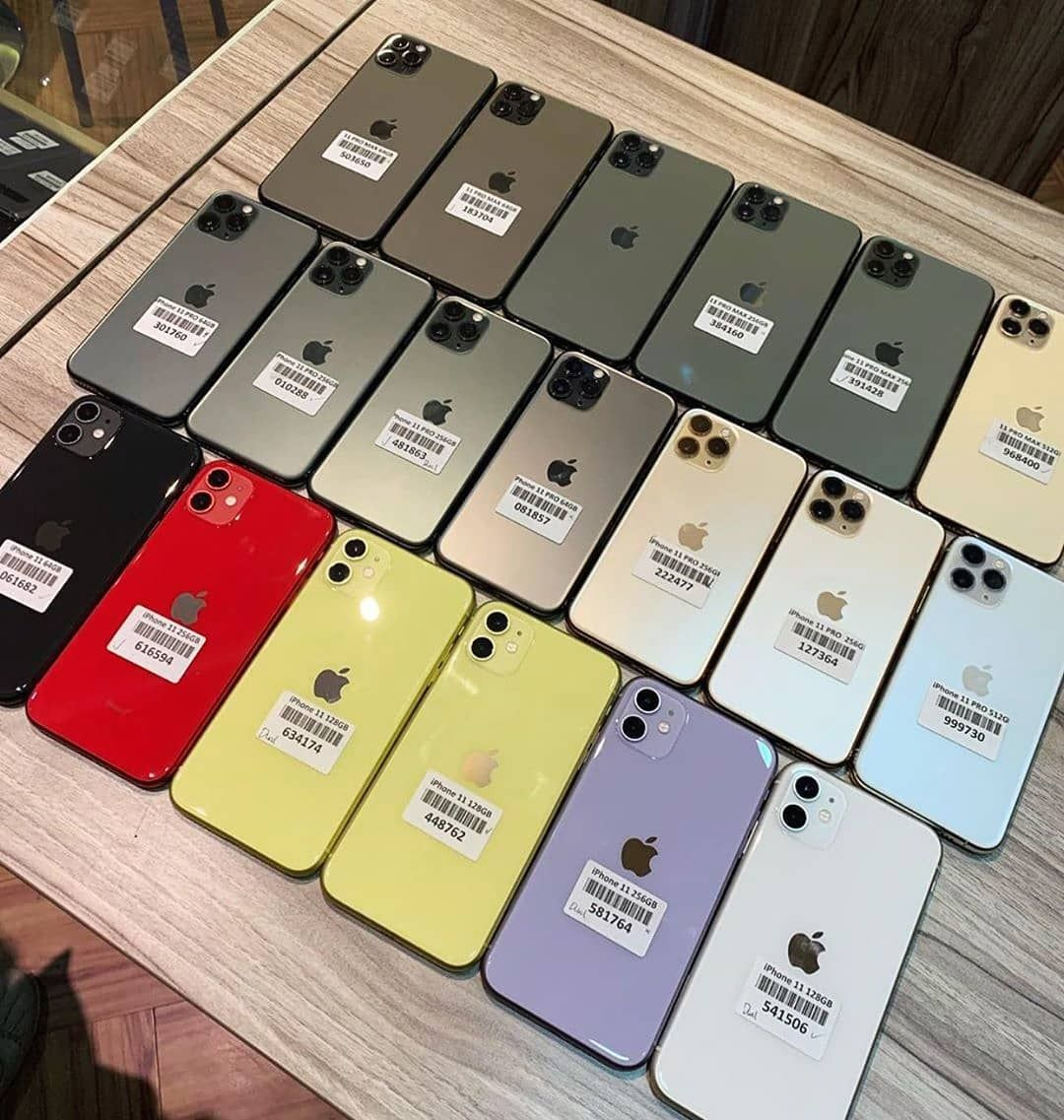 Apple Lifestyle On Instagram Beautiful Iphone Collection Iphone 11 Iphone 11 Pro Choose Your Favorite Model And Color In 2020 Iphone Iphone 11 Apple