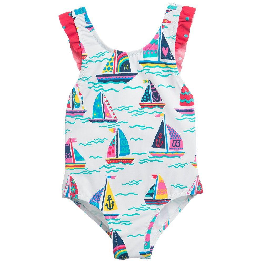 Hatley Girls Swimsuits