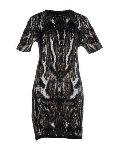 ROBERTO CAVALLI Short Dress. #robertocavalli #cloth #dress #top #skirt #pant #coat #jacket #jecket #beachwear #
