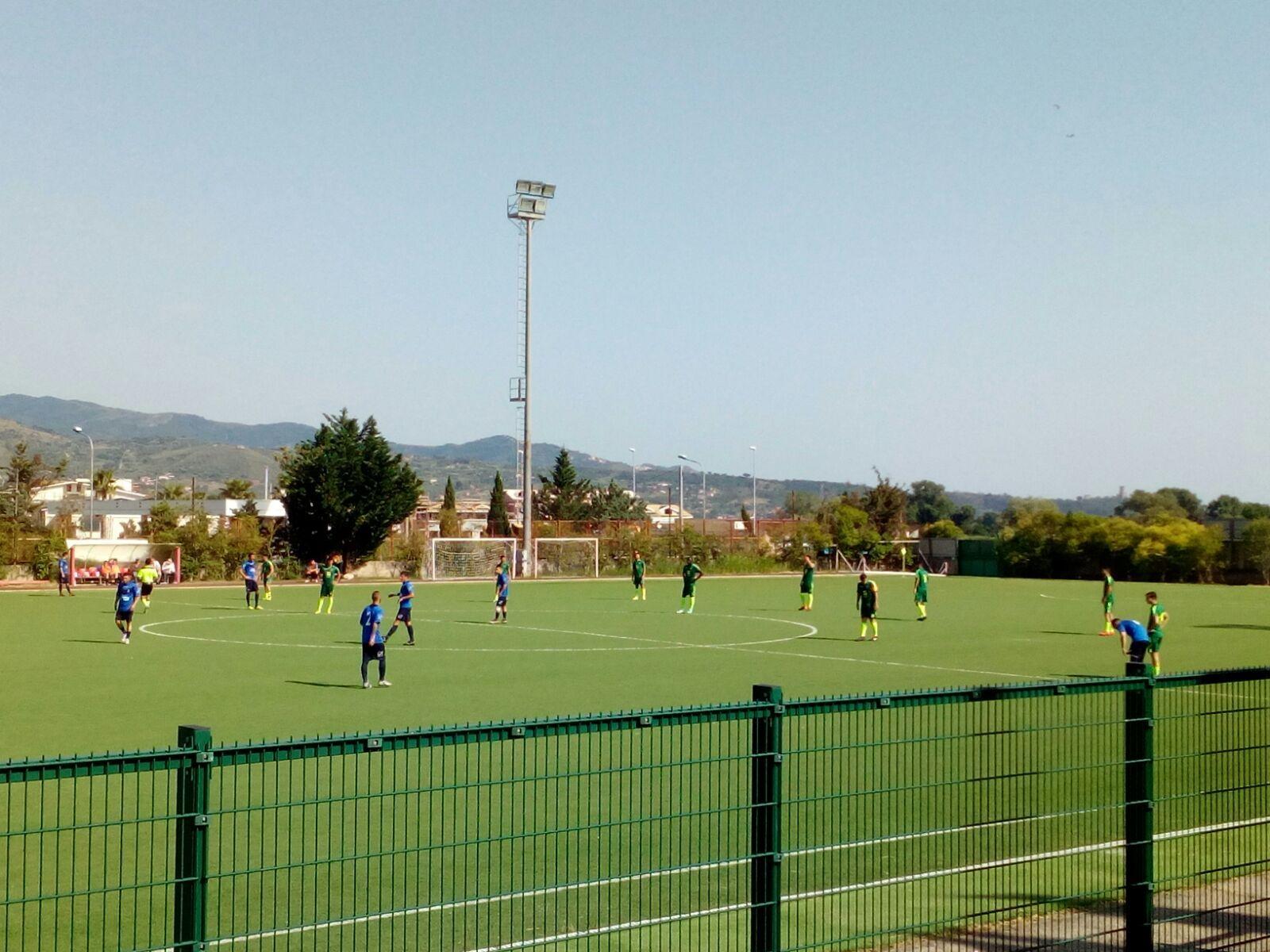 Coppa Campania oggi in campo Calpazio, Acciaroli, Laurino