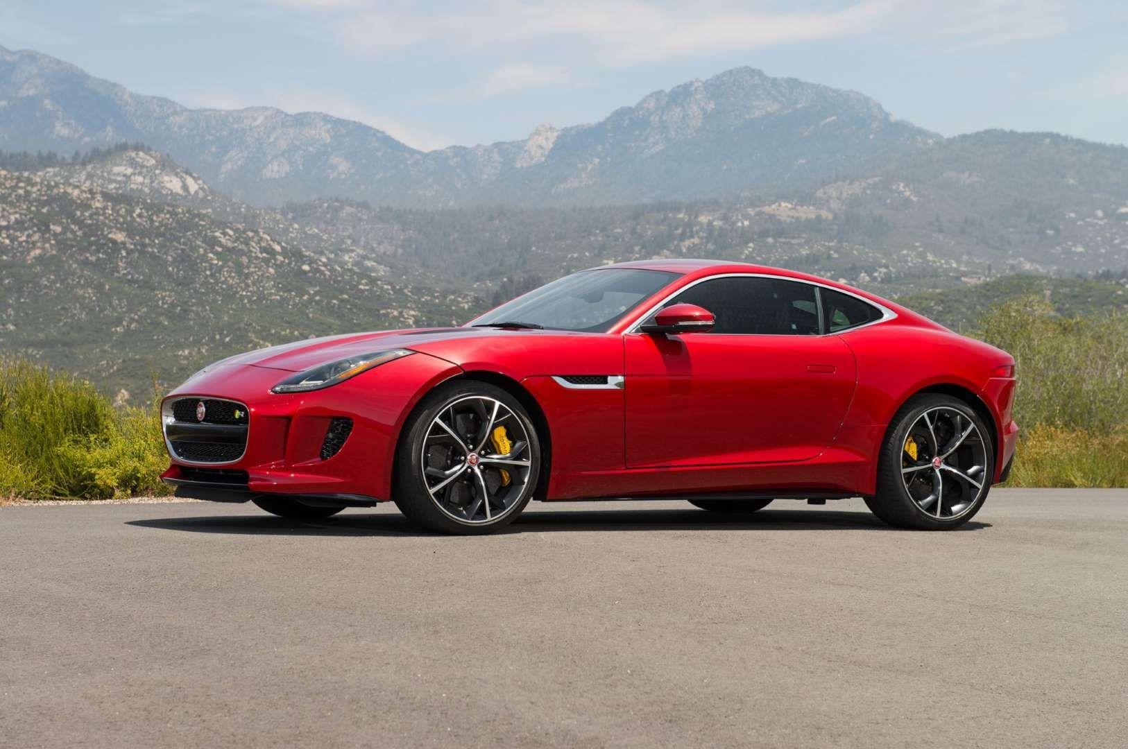 2015 Jaguar F Type R Coupe Base Price 65,92599,925