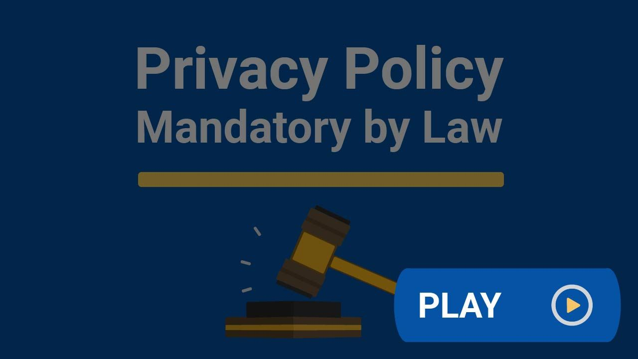 Don T Violate Privacy Laws If Your Website App Collects Or Uses Personal Information From Its Users You Ll Need A Privacy Privacy Policy Privacy Law Policies