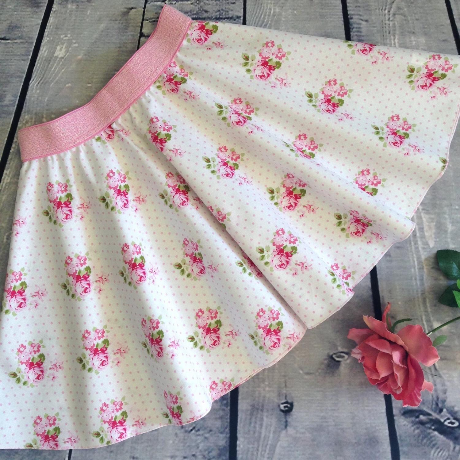 A personal favourite from my Etsy shop https://www.etsy.com/au/listing/269337216/size-8-skater-skirt-hanky-roses-by-tanya