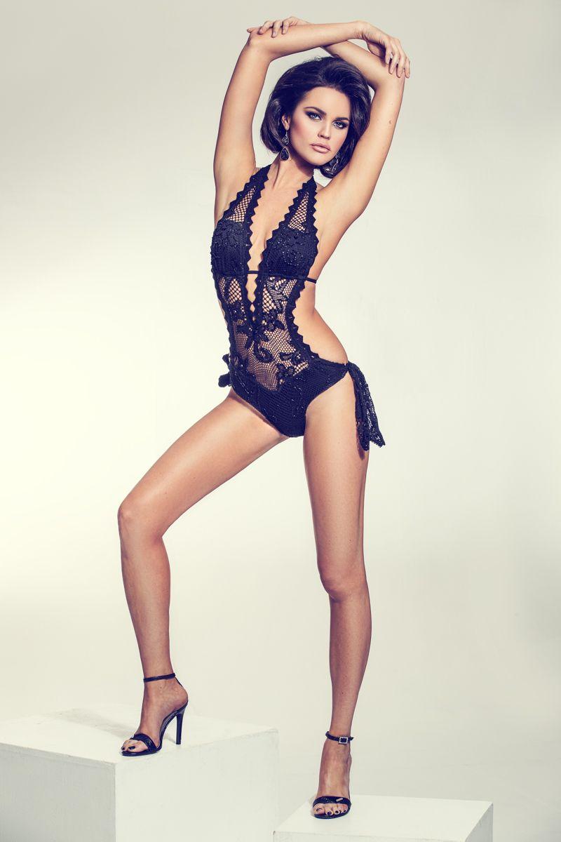 maillot de bain haute couture paris aur lie alezeraa. Black Bedroom Furniture Sets. Home Design Ideas