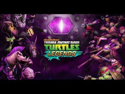 Ninja Turtles Legends APK+Mod v1 5 6 (Unlimited money, Official) for