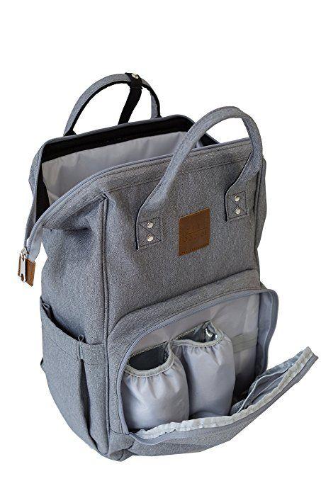 Amazon Citi Babies Traveler Diaper Bag Backpack