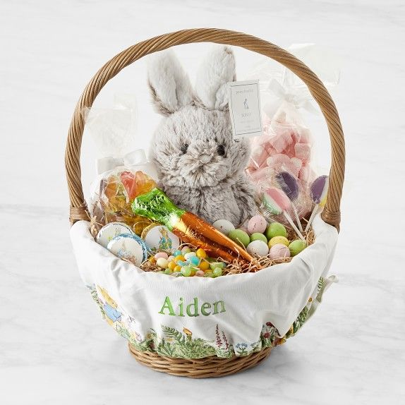 Pottery Barn Kids Inc Williams Sonoma: Amp; Pottery Barn Kids Small Peter Rabbit™ Easter Gift