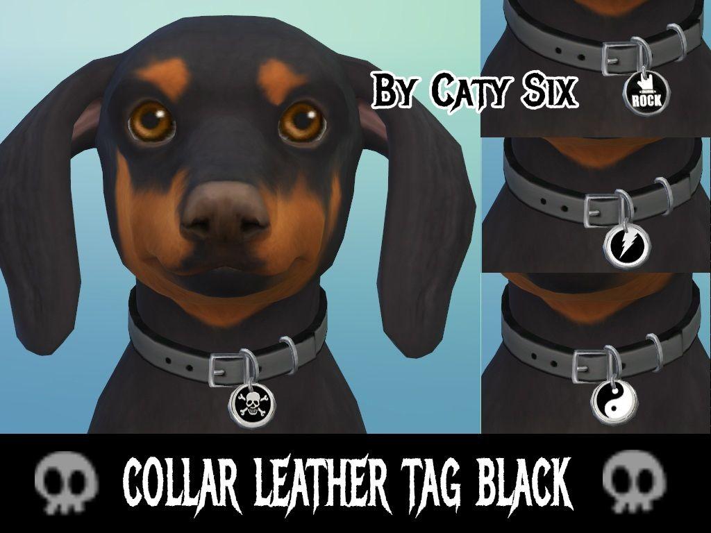 Dogs Collars Sims 4 Cc Sims 4 Pets Sims Pets Sims 4