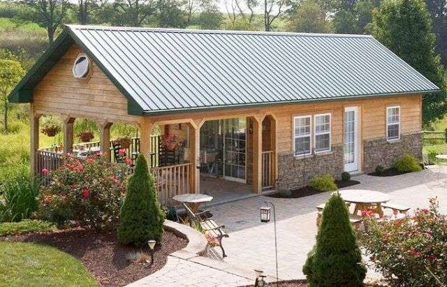 Everyone On Pinterest Is Obsessed With Barndominiums Barn House Design Barn House Plans Pole Barn Homes