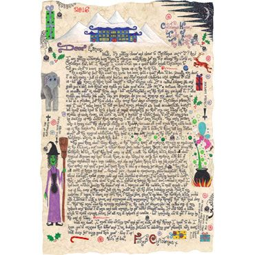 Story letter from father christmas dragon flu santa claus story letter from father christmas dragon flu spiritdancerdesigns Choice Image