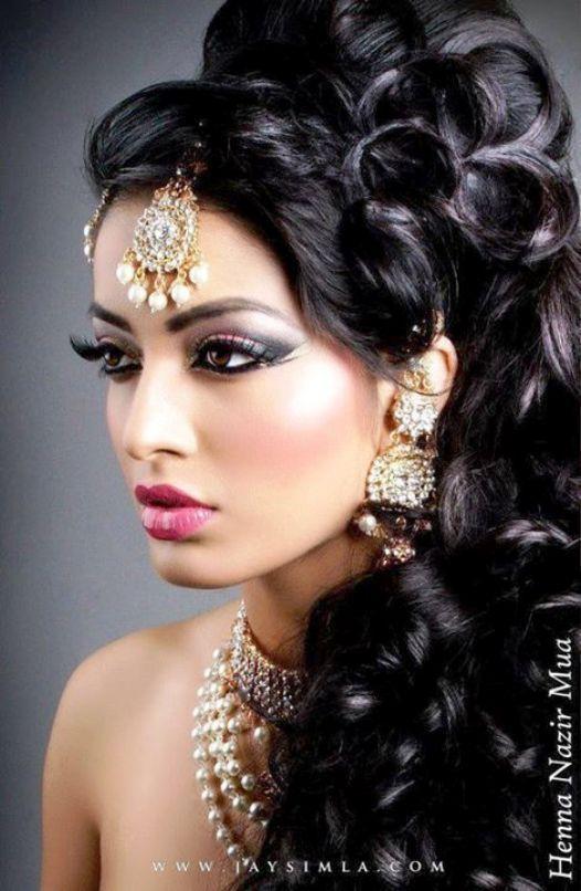 99 indian wedding ladies hair style for girls wedding