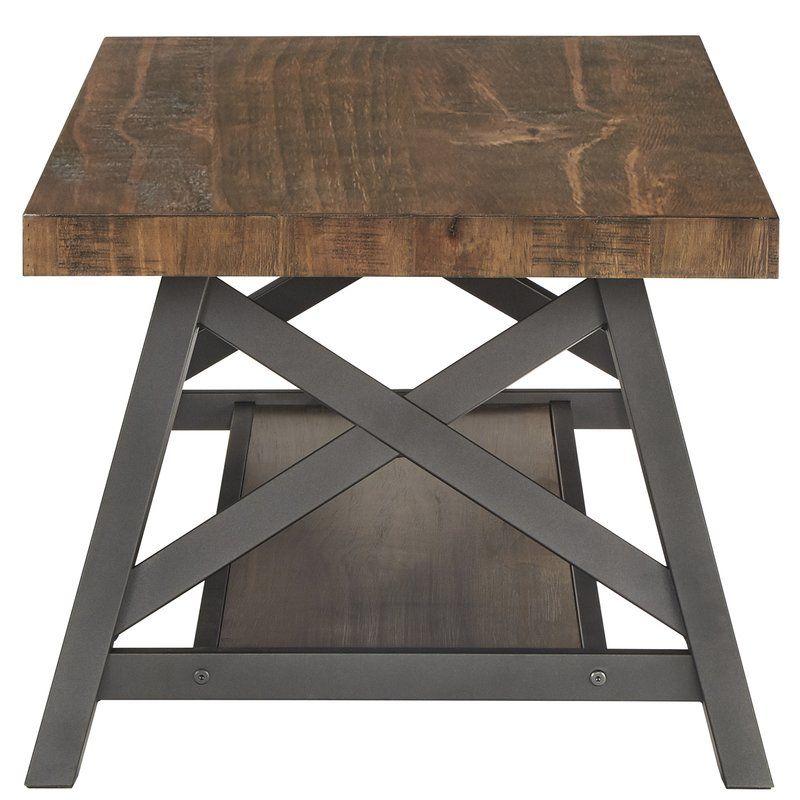 best service 6f656 bdf49 Silvis Coffee Table | Home decor in 2019 | Unique coffee ...