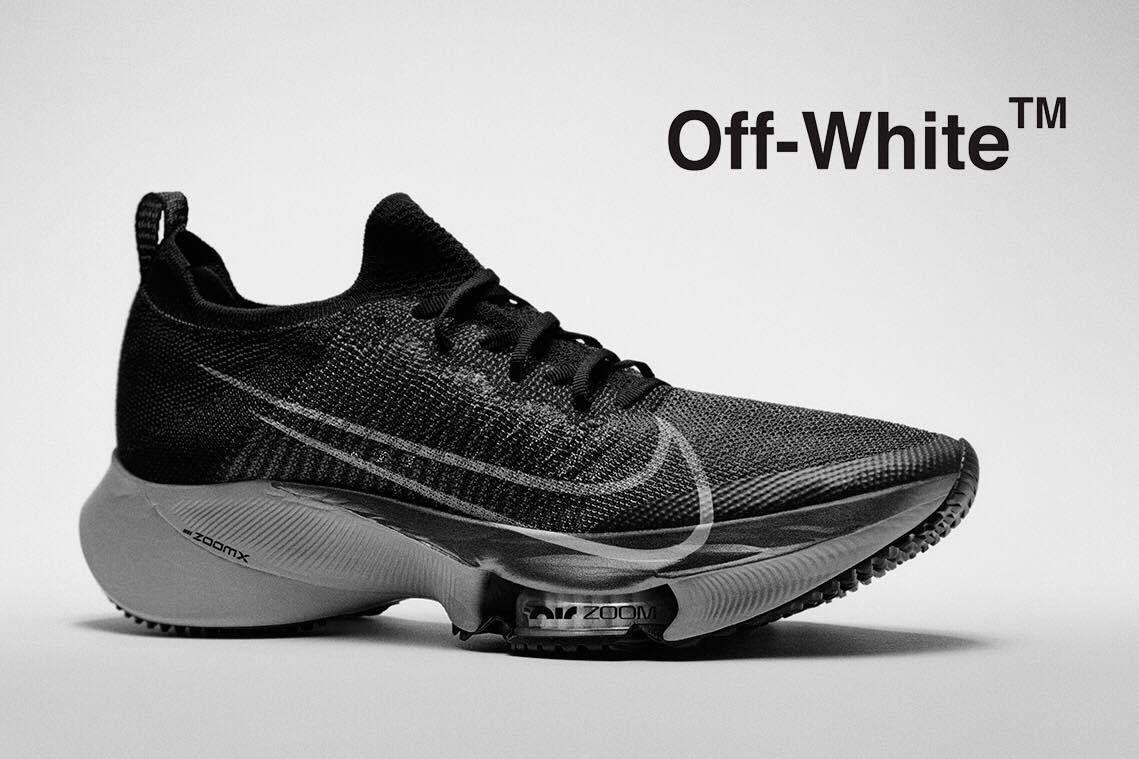 Off White x Nike Air Zoom Tempo Next % 2020   패션