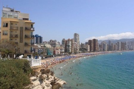 Recession, what recession? Highest Spanish tourism in two decades