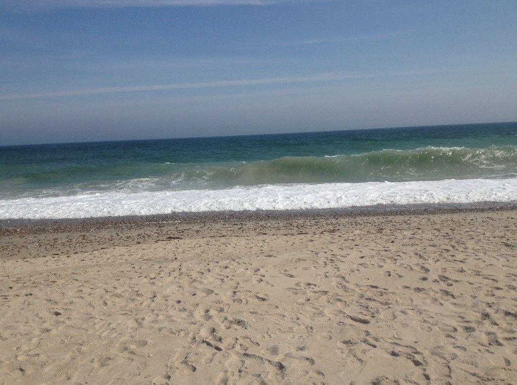 Moonstone Beach Rhode Island Usa